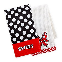 Minnie Mouse Dish Towel Set