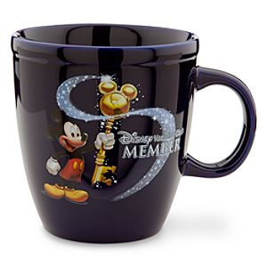 Disney Vacation Club Member Mug