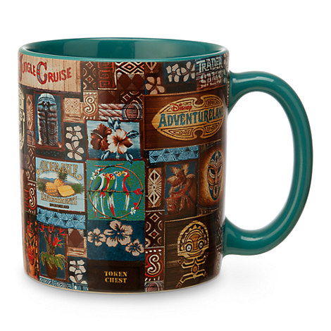 Adventureland Mug | Drinkware | Disney Store
