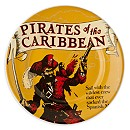 Disney Parks Attraction Poster Plate - Pirates of the Caribbean - 7''