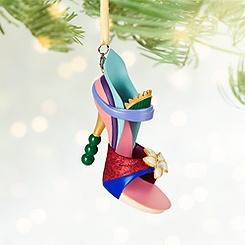 Mulan Shoe Ornament