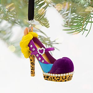 Miss Piggy Shoe Ornament