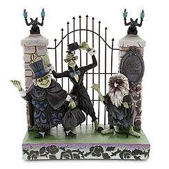 Hitchhiking Ghosts Figurine by Jim Shore