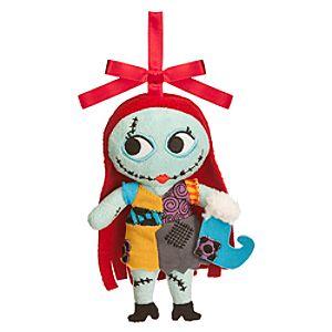 Sally Plush Ornament