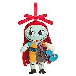 Sally Plush Ornament