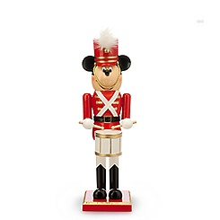 Mickey Mouse Toy Soldier Nutcracker Figure - Small