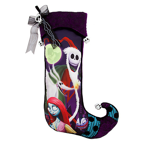 The Nightmare Before Christmas Holiday Stocking | Décor | Disney ...