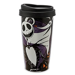 Tim Burton's The Nightmare Before Christmas Ceramic Tumbler