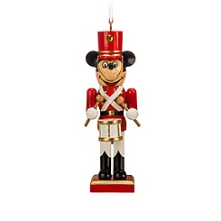 Mickey Mouse Toy Soldier Nutcracker Ornament