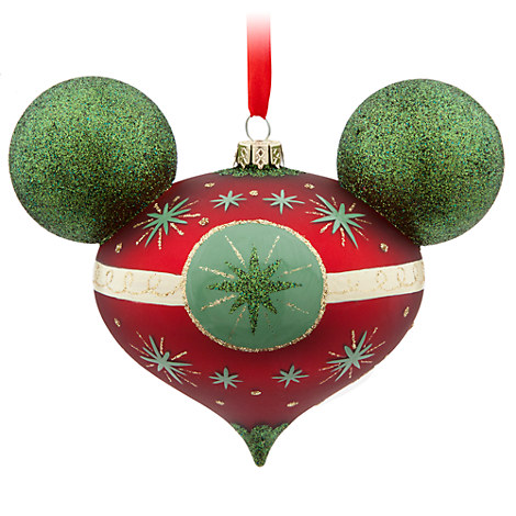 A Disney Christmas - Holiday Decor and Ornaments Galore!