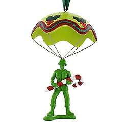 Green Army Man Figural Ornament - Toy Story
