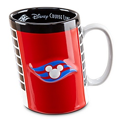 Disney Cruise Line Funnel Mug