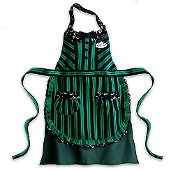 The Haunted Mansion Hostess Apron