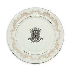 The Haunted Mansion Porcelain Dessert Plate