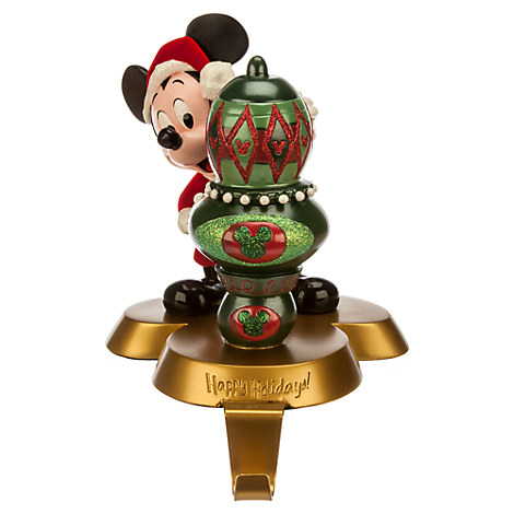 Mickey Stocking Holder 111
