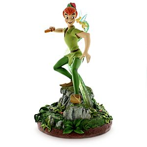 Peter Pan and Tinker Bell Figure