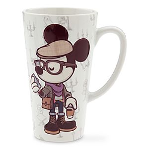 Mickey Mouse ''Haunted Hipster'' Mug