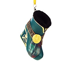 Merida Shoe Ornament