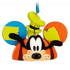 Goofy Ear Hat Ornament