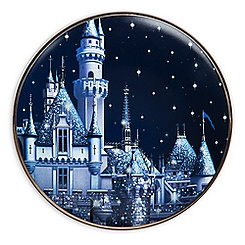 Disneyland Diamond Celebration Dessert Plate