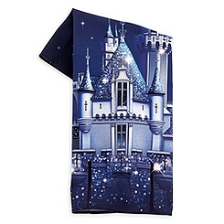 Disneyland Diamond Celebration Dinner Napkin