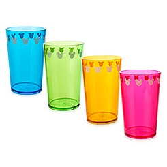 Mickey Mouse Icon Color Fusion Tumbler Set