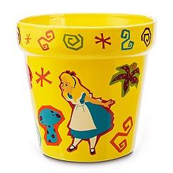 Alice in Wonderland Garden Flower Pot - Medium