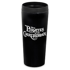 Pirates of the Caribbean Travel Tumbler