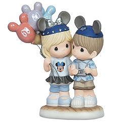 Disneyland 60th Anniversary Figurine by Precious Moments