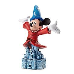Sorcerer Mickey Mouse Figurine - Disneyland Diamond Celebration