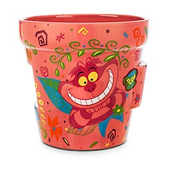 Cheshire Cat Flower Pot - Large