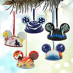 Fantasia Ear Hat Ornament Set