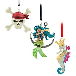 Pirates of the Caribbean Icon Ornament Set