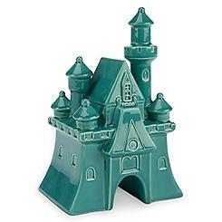 Fantasyland Castle Ceramic Miniature - Teal