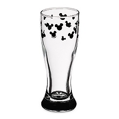 Mickey Mouse Icon Mini Glass
