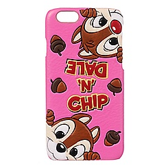 Chip 'n Dale Leather iPhone 6 Case