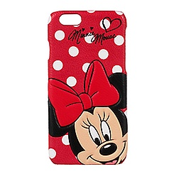 Minnie Mouse Leather iPhone 6 Case