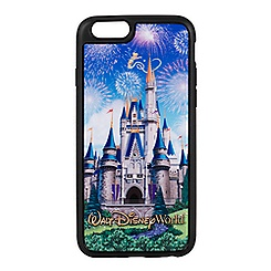 Cinderella Castle iPhone 6 Case - Walt Disney World