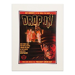 Hollywood Tower Hotel ''Drop In'' Deluxe Print
