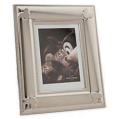 Mickey Mouse Icon Metal Photo Frame - 5'' x 7''