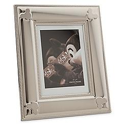 Mickey Mouse Icon Metal Photo Frame - 5'' x 7''