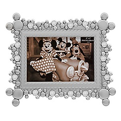 Mickey Mouse Icon Metal Photo Frame - 4'' x 6''