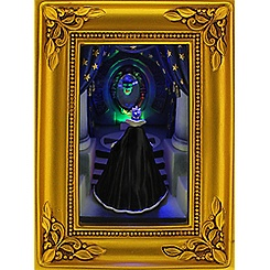 Snow White ''Evil Queen at the Mirror'' Gallery of Light by Olszewski