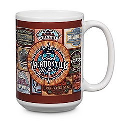 Disney Vacation Club Member Mug