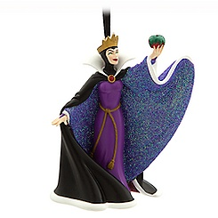 Evil Queen Figural Ornament