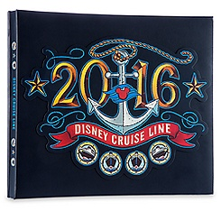 Disney Cruise Line 2016 Scrapbook Album
