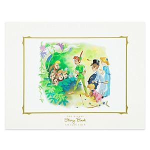 Peter Pan Deluxe Print