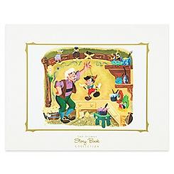 Pinocchio Deluxe Print