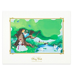 Alice in Wonderland Deluxe Print