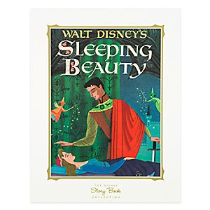 Sleeping Beauty Deluxe Print